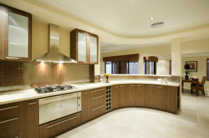 Modern Kitchen Design 11 HD Wallpaper