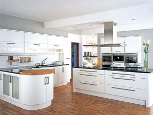 Modern Kitchen Design 13 HD Wallpaper