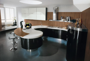 Modern Kitchen Design 14 HD Wallpaper