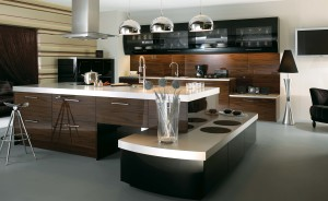 Modern Kitchen Design 20 HD Wallpaper
