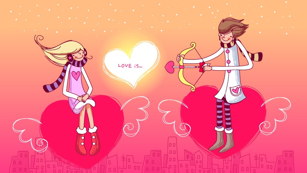 Cute Valentine Day Pictures Wallpaper